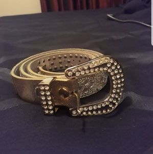 Bling Belt From Buckle XL